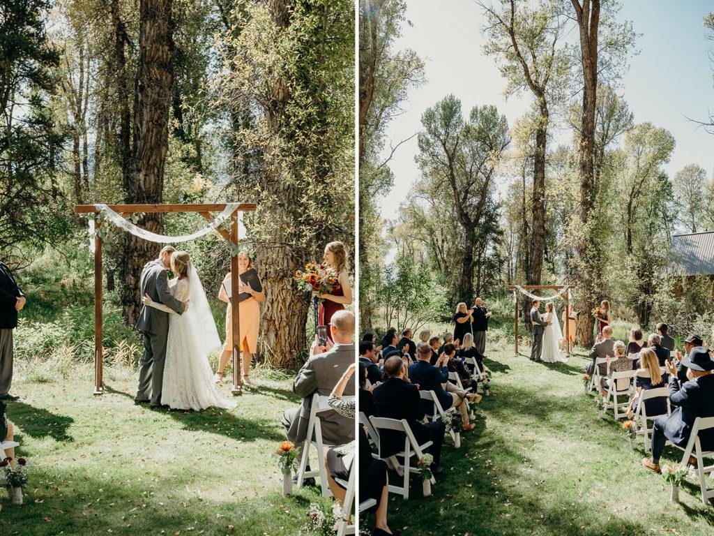 Bentwood Inn Wedding