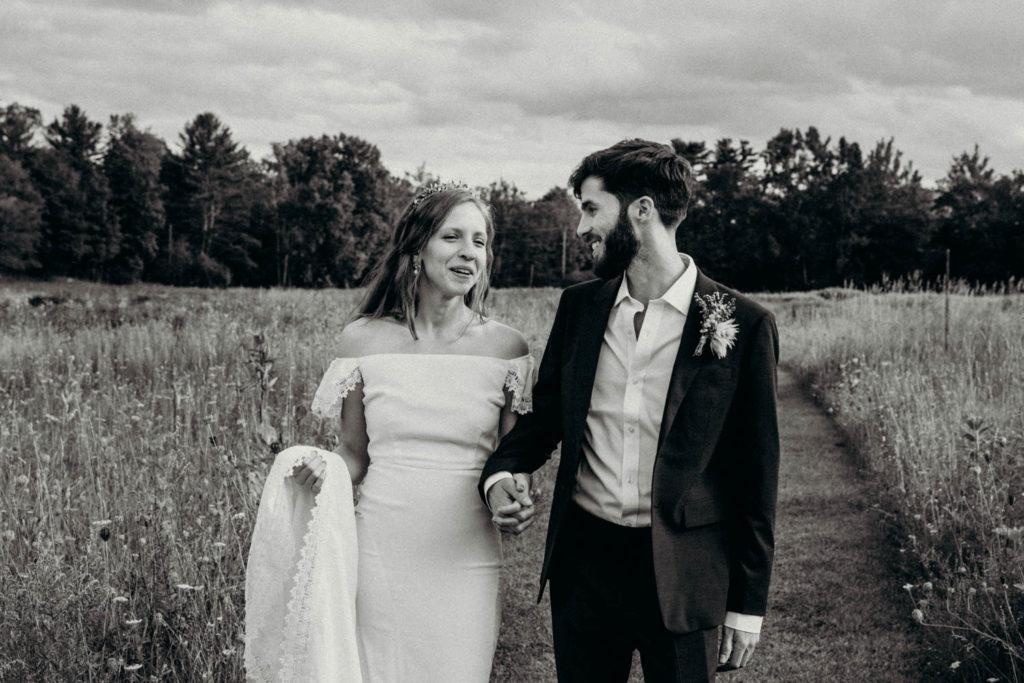 New York Artists Wedding