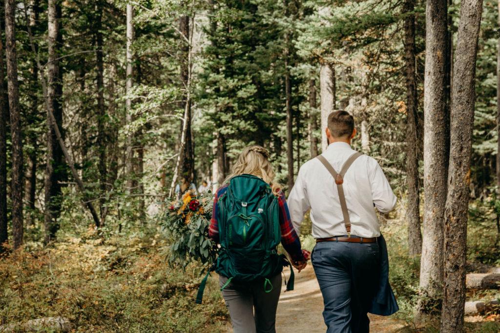 Backcountry Wedding