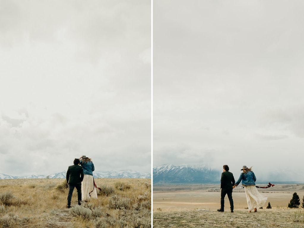 Adventure Elopement in Grand Teton National Park