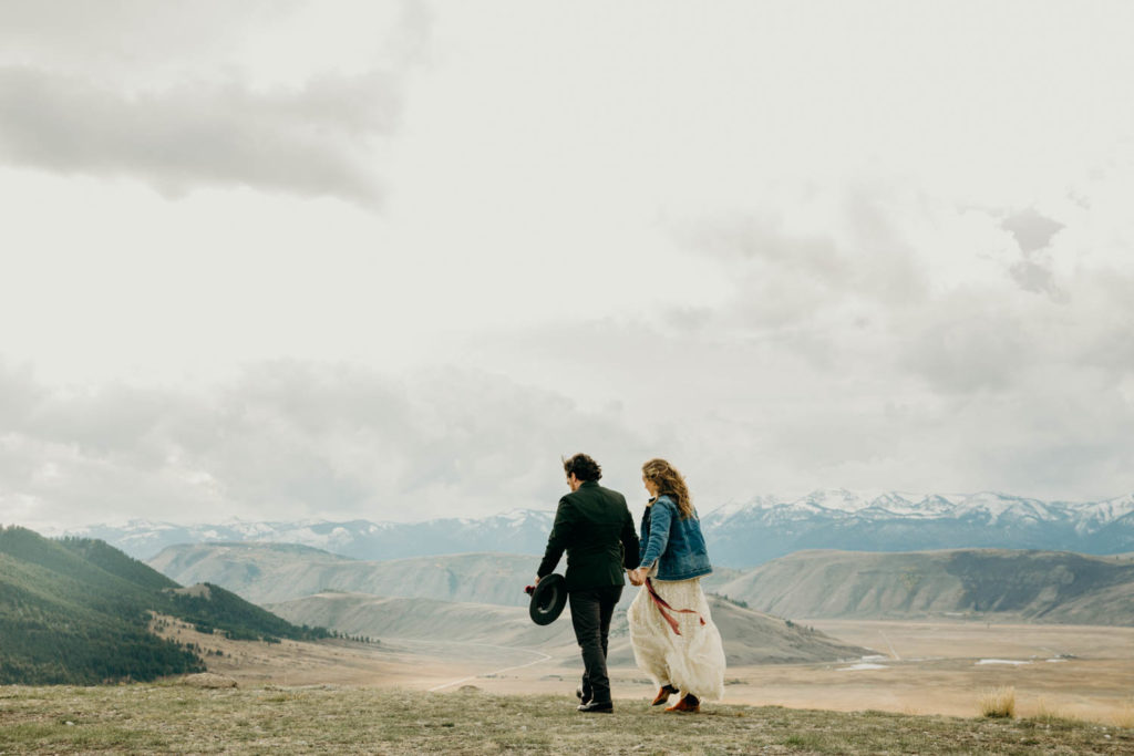 Adventure Wedding in the National Parks