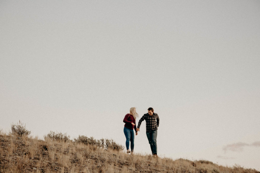 Grand Teton National Park Adventure Engagement