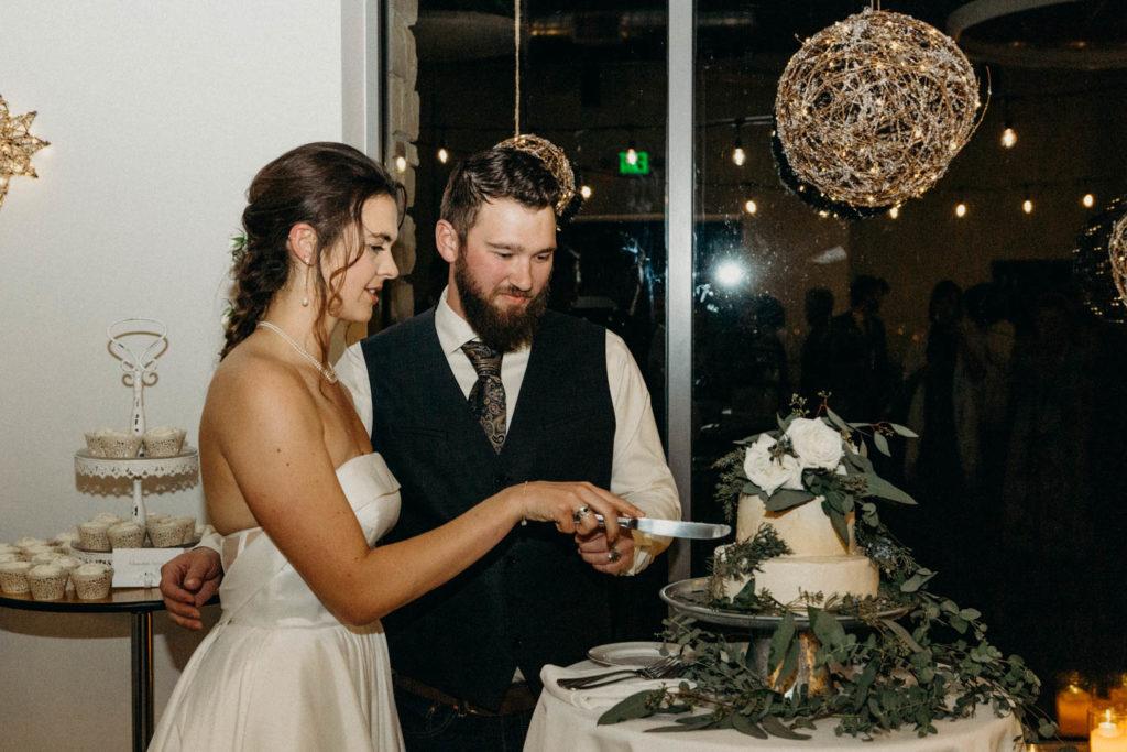 winter wedding in fort collins colorado