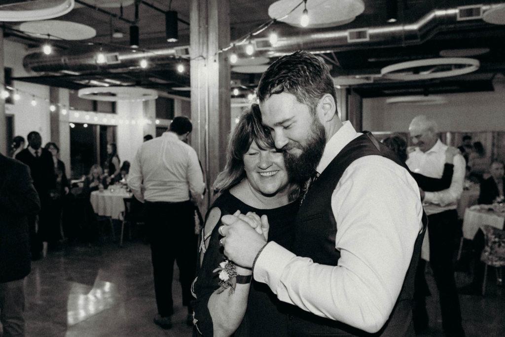 mother son wedding dance colorado
