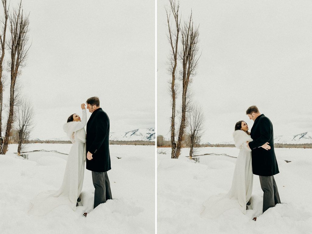 jackson hole new years wedding