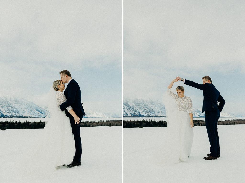Winter Amangani Wedding