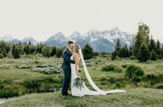 Grand Teton National Park Adventure Elopement