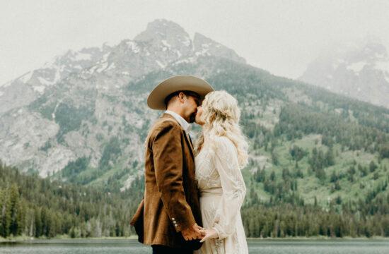 Jackson Hole adventure elopement