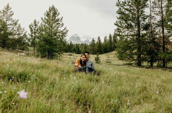 taggart lake backcountry engagement
