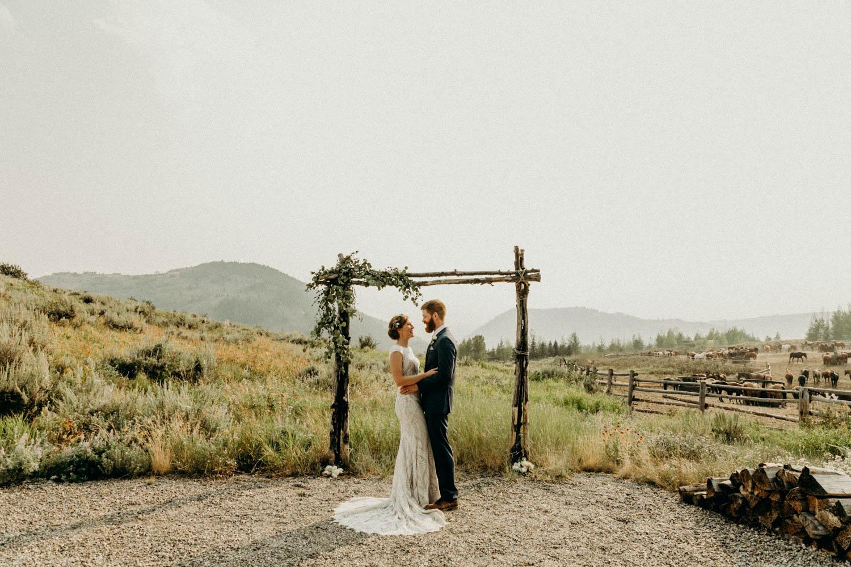 Spring Creek Ranch Wedding
