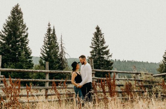 Teton Valley Engagement