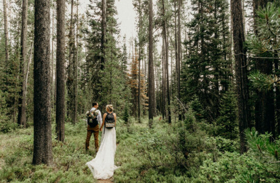 Teton Village Wedding