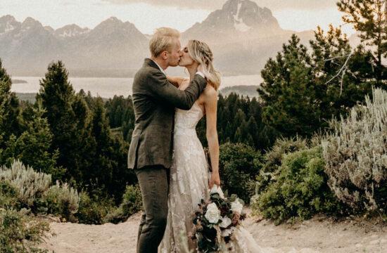 Signal Mountain Intimate Wedding