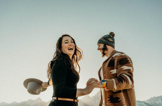 Teton Point Couples Session