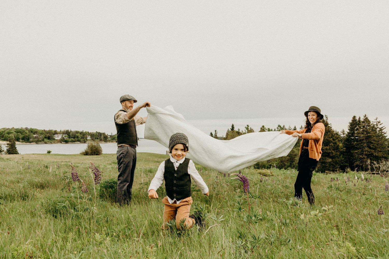 Acadia National Park Family Photographer
