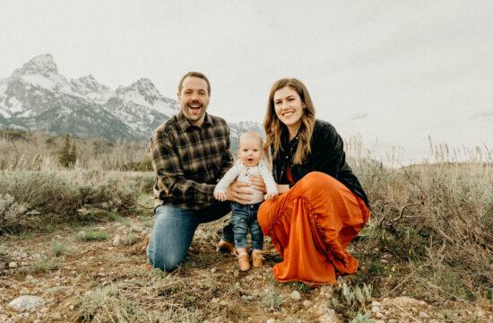 Teton Family Session