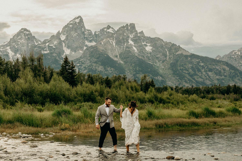 2-Day Jackson Hole Wedding