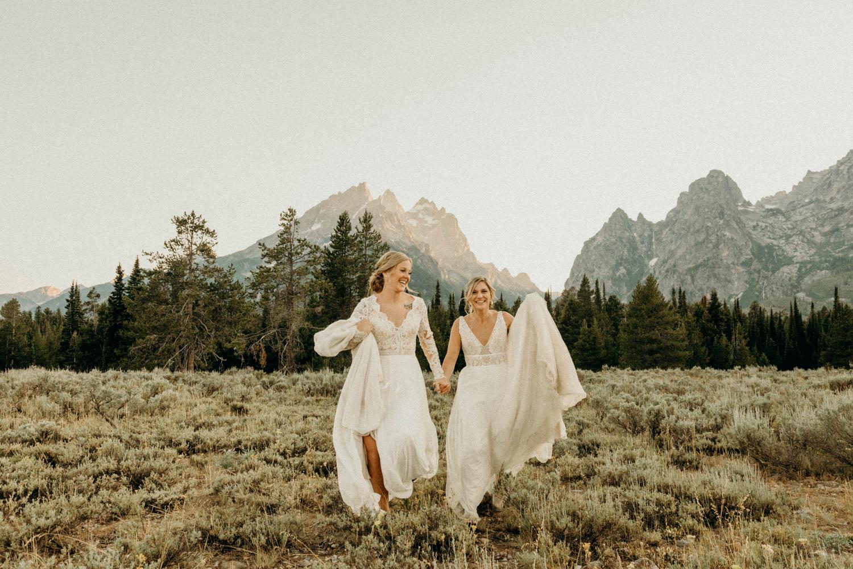 LGBTQ National Park Elopement