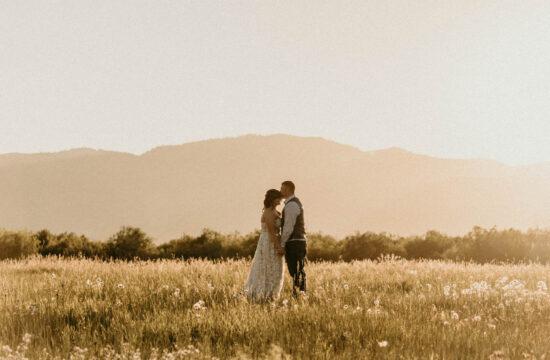 Victor Idaho Wedding