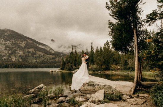 Stormy Mountain Elopement