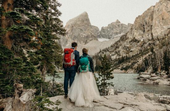 Delta Lake Wedding
