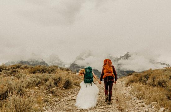 Most Incredible Fall Teton Wedding