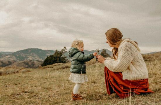 Pine Creek Pass Family Photos
